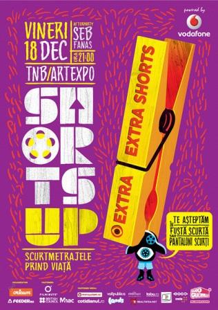 ShortsUP Extra Extra Shorts