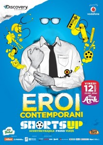 ShortsUP Eroi Contemporani