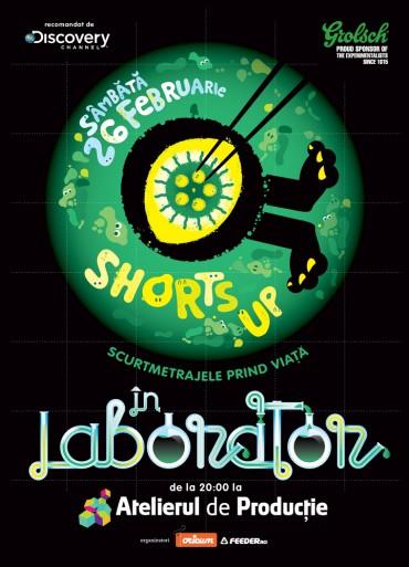 ShortsUP în Laborator