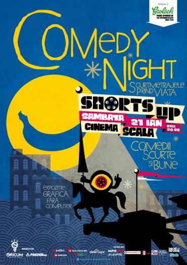 ShortsUP Comedy Night