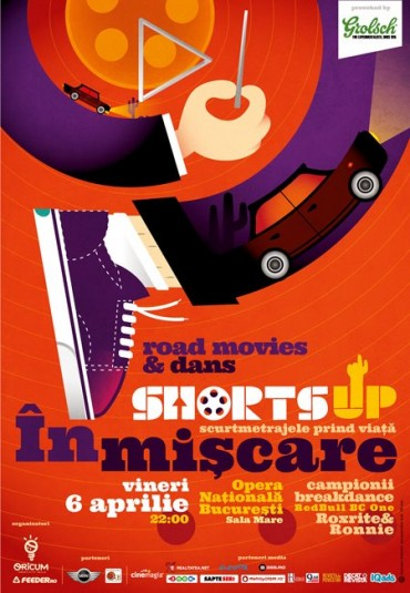 ShortsUP In Miscare