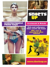 ShortsUP poster general
