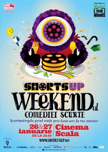 Short Comedy Weekend @ Scala