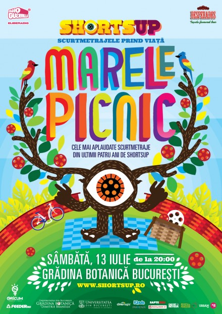 Poster Marele Picnic SUP