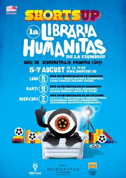 Serile ShortsUP Humanitas
