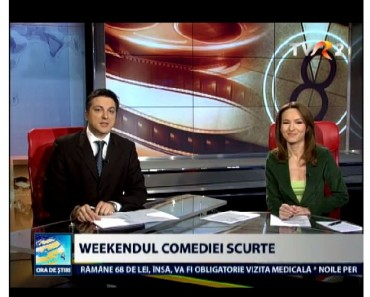 Weekendul Comediei Scurte 2013