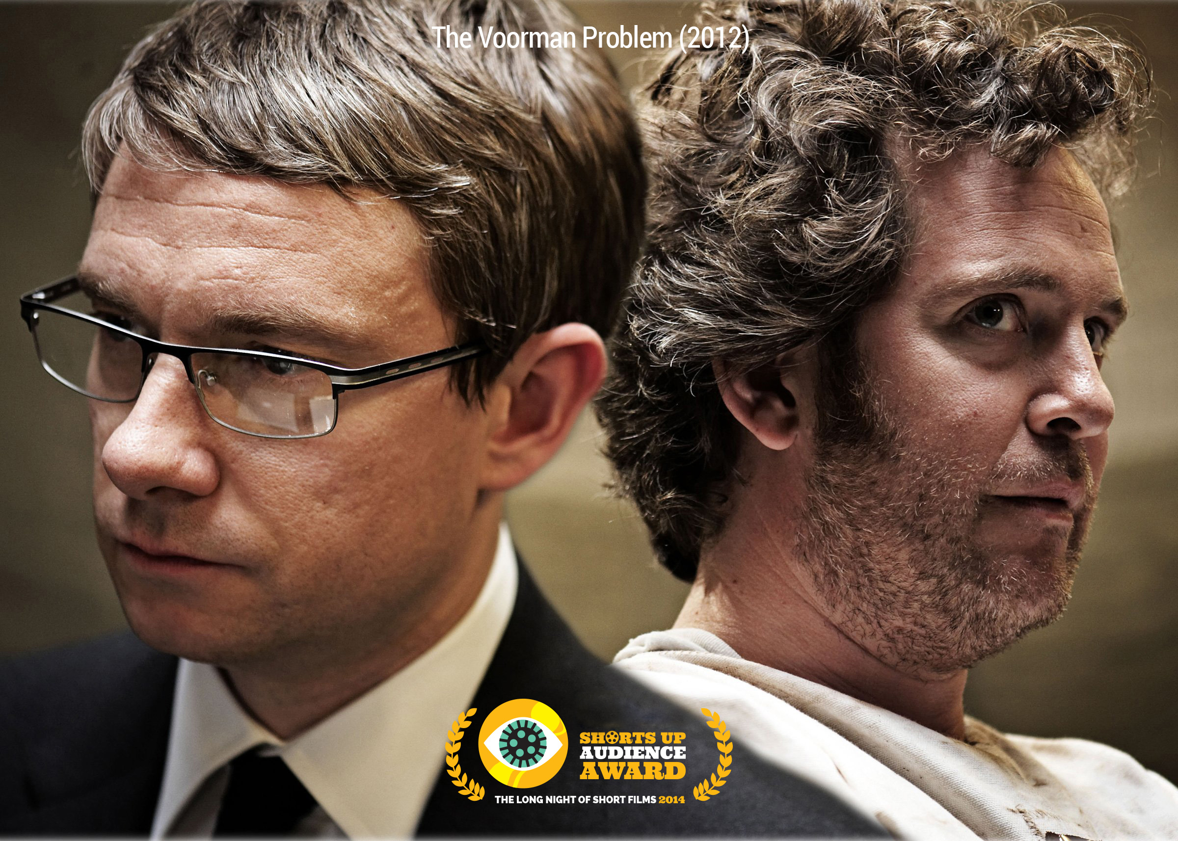 Problema Voorman ShortsUP Audience Award