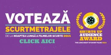 Noaptea Lunga a Filmelor Scurte 2014