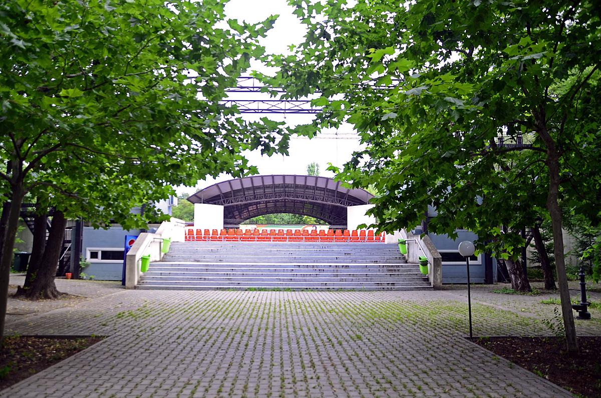 Foto Teatrul de Vara Herastrau