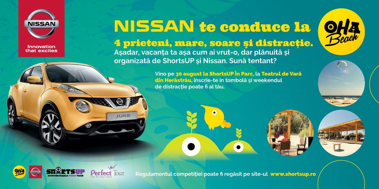 Nissan Oha Beach