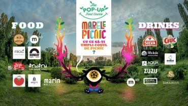 Cu ce umplem coșul de picnic în weekend: pop-up food court la Grădina Botanică