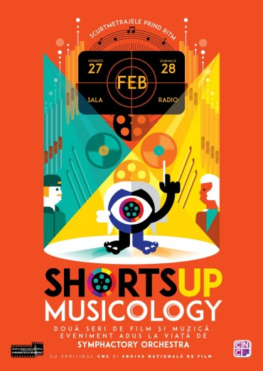 ShortsUP Musicology entwines film and music this weekend