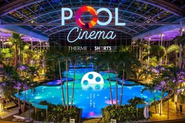 POOL Cinema: kit de cinematograf acvatic