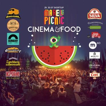 Pop-up Food Court, vineri și sâmbătă, la Marele Picnic