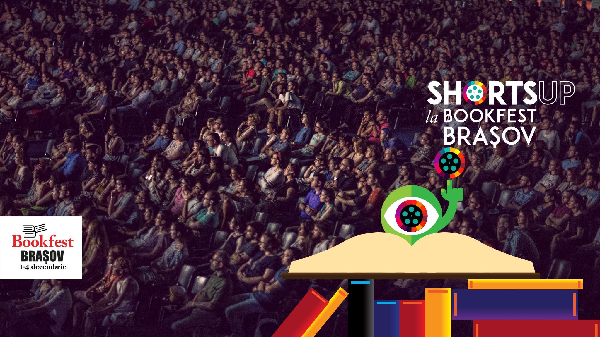 Shortsup bookfest brasov
