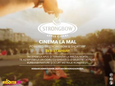 ShortsUP la Debarcaderul Verde: filmele scurte pe malul Dâmboviței