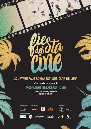 Fiesta del Cine: ShortsUP merge la mare pe 1 septembrie